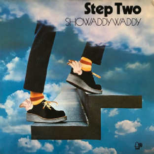 Showaddywaddy ‎- Step Two (LP) (VG/VG)